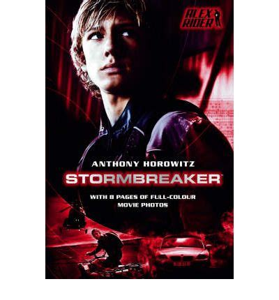 Book report on stormbreaker by anthony horowitz